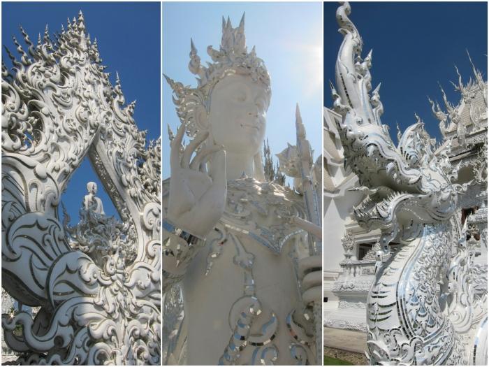 White Temple Chiang Rai, Thailand