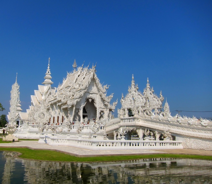 White Temple Chaing Rai, Thailand