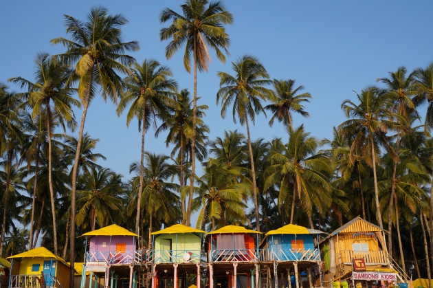 Palolem Beach, Goa India